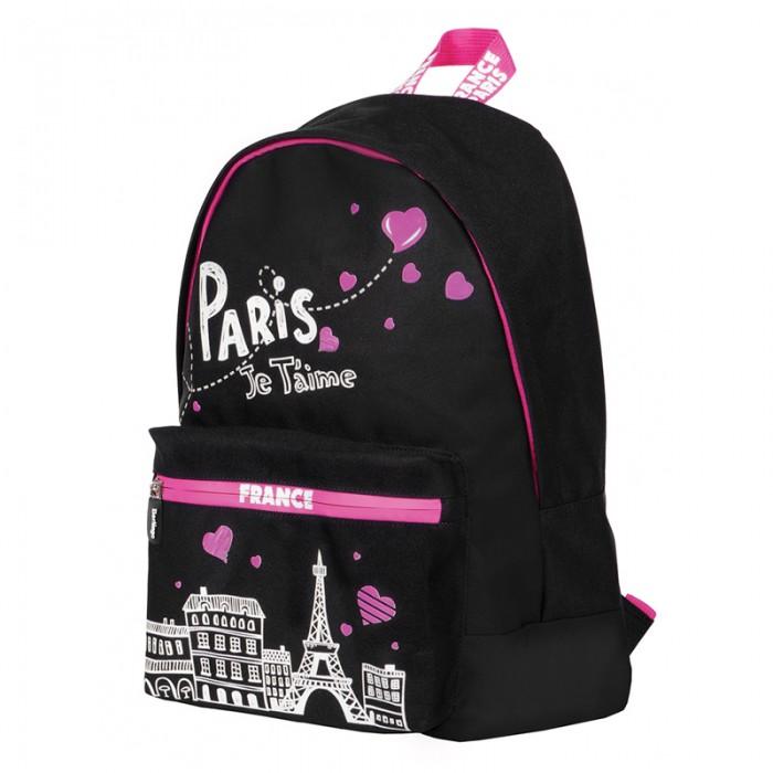 Школьные рюкзаки Berlingo Рюкзак Nice Paris школьные рюкзаки berlingo рюкзак comfort next level 38х27х18 см
