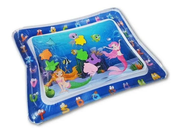 Коврик Uviton надувной для ванны Русалочки