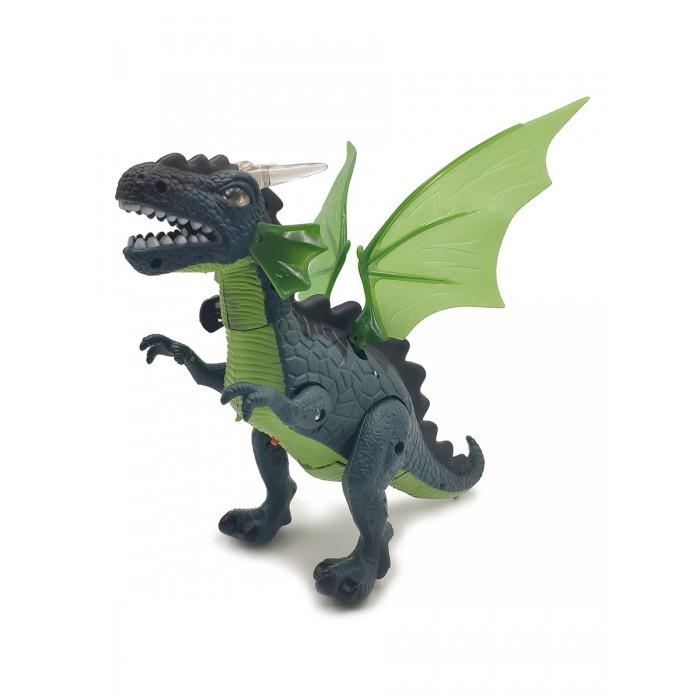 ХэппиЛенд Игрушка Динозавр со световыми и звуковыми эффектами 200482116