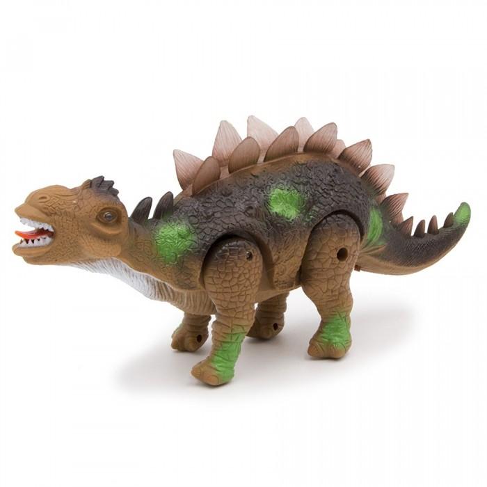 ХэппиЛенд Игрушка Динозавр со световыми и звуковыми эффектами