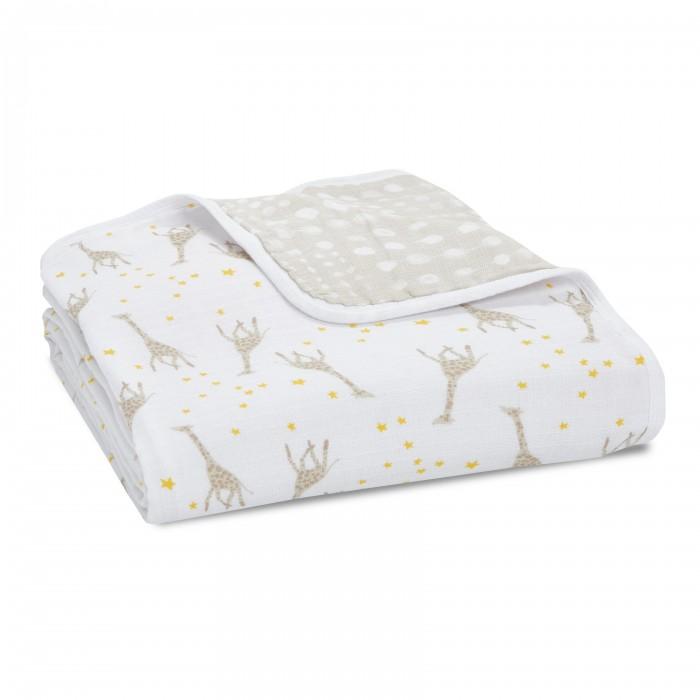 Купить Одеяла, Одеяло Aden&Anais Starry star giraffes 112х112 см