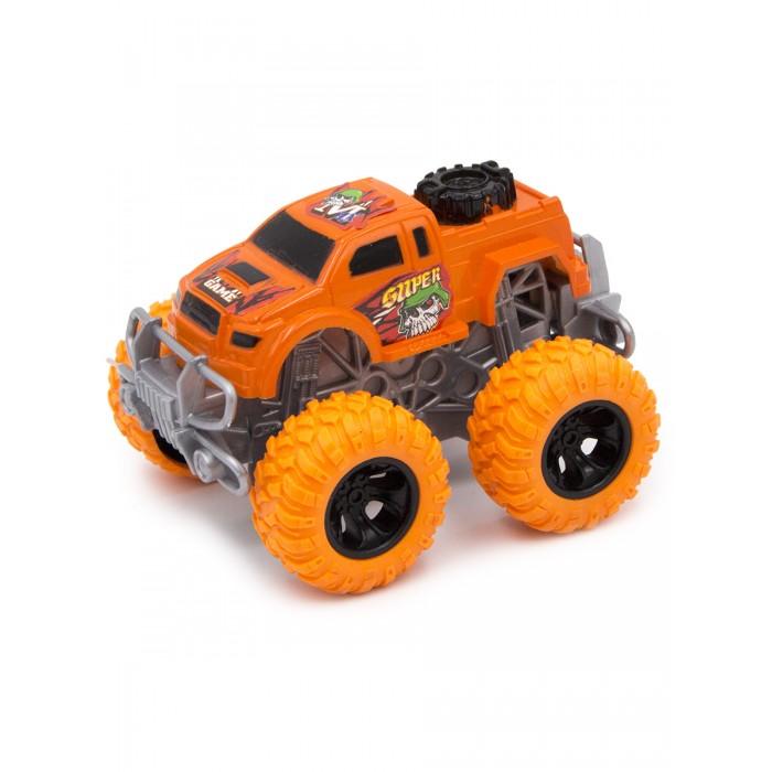 Машины ХэппиЛенд Машинка инерционная Бигфут машины играем вместе гоночная машинка инерционная