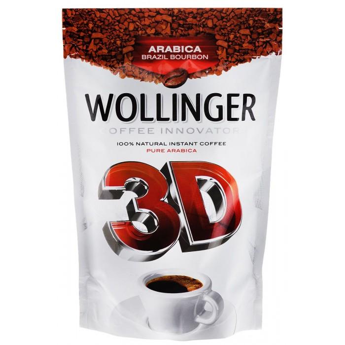 Кофе Wollinger 3D растворимый 75 г