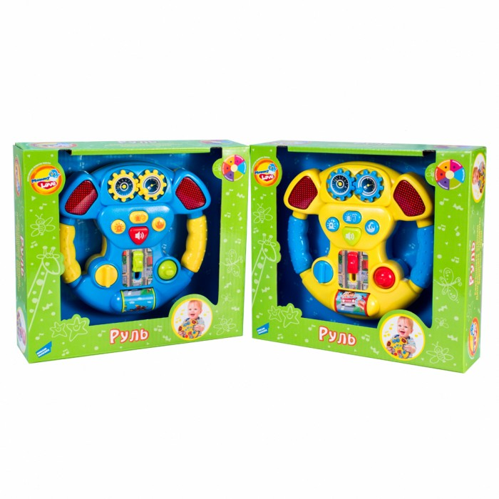 Электронные игрушки Mommy love Электронная игрушка Руль i love mommy 2 personalized ornament