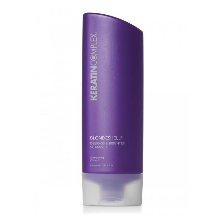 Купить Косметика для мамы, Keratin Complex Шампунь корректирующий для осветленных и седых волос