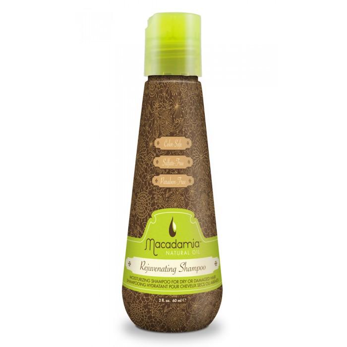 Косметика для мамы Macadamia Natural Oil Шампунь восстанавливающий с маслом арганы и макадамии 60 мл косметика для мамы macadamia natural oil шампунь восстанавливающий с маслом арганы и макадамии 60 мл