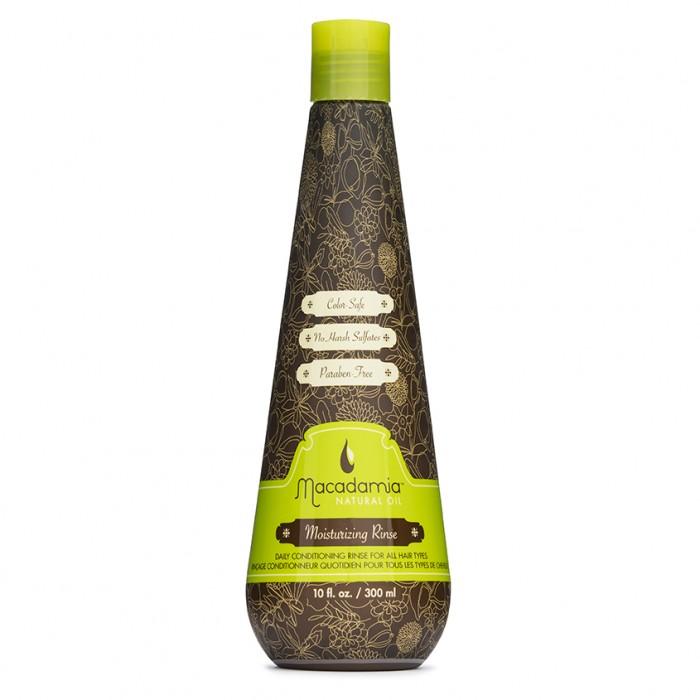 Косметика для мамы Macadamia Natural Oil Кондиционер увлажняющий на основе масла макадамии косметика для мамы macadamia natural oil шампунь восстанавливающий с маслом арганы и макадамии 60 мл