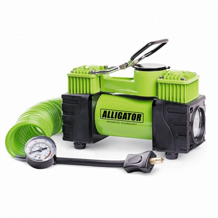 Аксессуары для автомобиля Alligator Компрессор воздушный AL-500