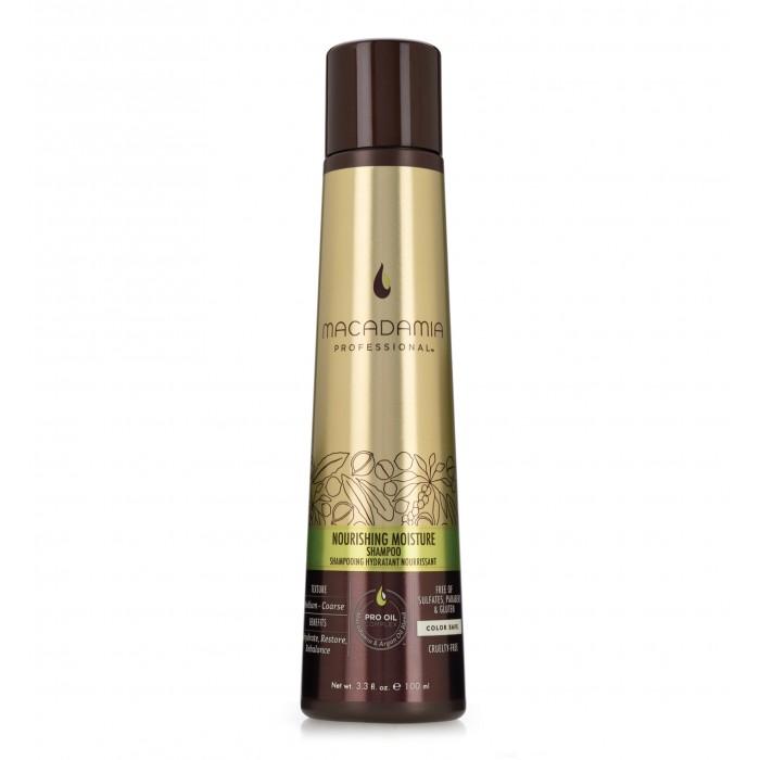 Косметика для мамы Macadamia Professional Шампунь питательный для всех типов волос