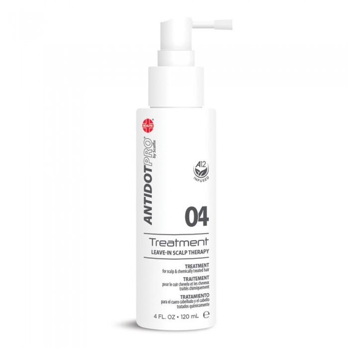 Косметика для мамы AntidotPro Уход успокаивающий несмываемый для кожи головы и поврежденных волос