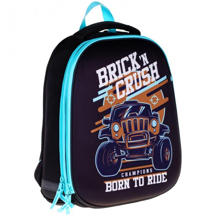 Купить Школьные рюкзаки, Спейс Ранец 2 отделения 1 карман ArtSpace School Friend Crush 39x30x18 см