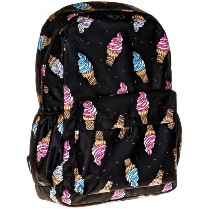 Купить Школьные рюкзаки, Спейс Рюкзак 1 отделение 3 кармана ArtSpace Pattern Мороженое 41x28x14 см