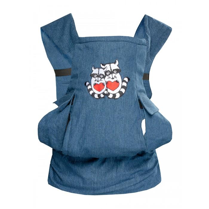 Картинка для Рюкзак-кенгуру Чудо-чадо Слинг-рюкзак Бебимобиль Лайк Еноты