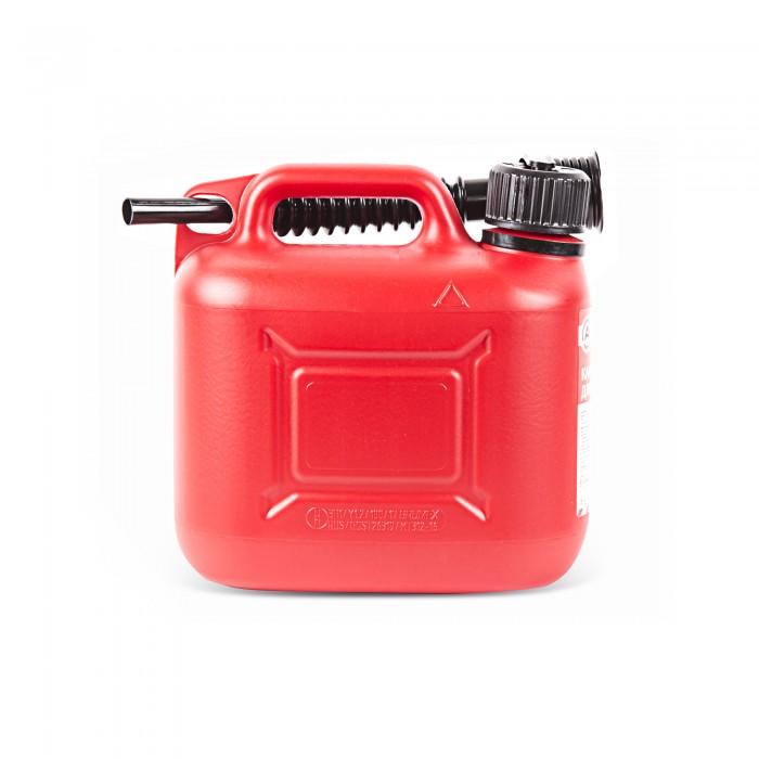 Аксессуары для автомобиля Autoprofi Канистра пластиковая для ГСМ 5 литров канистра пластиковая oktan profi для гсм 20 л