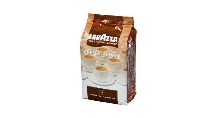 Купить Lavazza Кофе Crema E Aroma зерно 1000 г