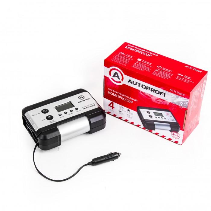Купить Аксессуары для автомобиля, Autoprofi Цифровой воздушный компрессор AK-35 Digital