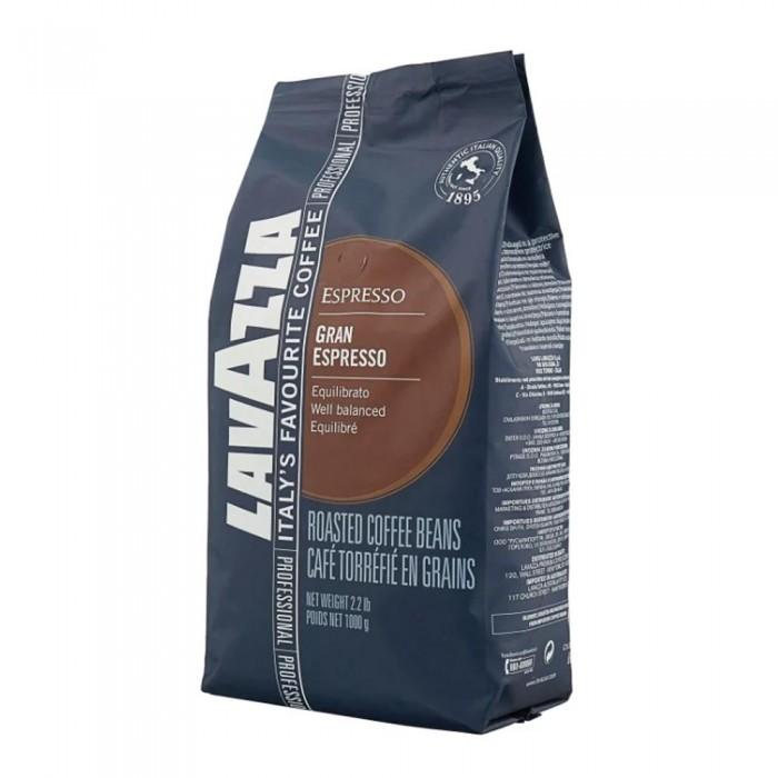 Кофе Lavazza Кофе Gran Espresso зерно 1 кг