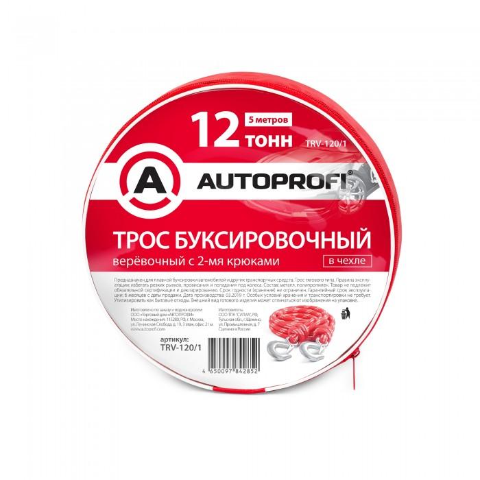 Аксессуары для автомобиля Autoprofi Трос буксировочный веревка 12 тонн