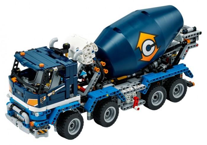Конструктор Lego Technic 42112 Лего Техник Бетономешалка
