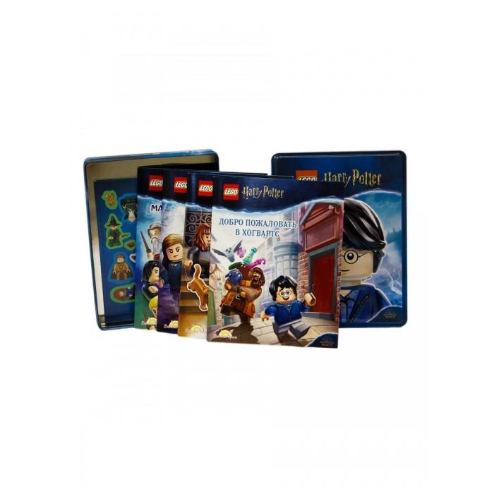 Lego Harry Potter Набор книг с наклейками