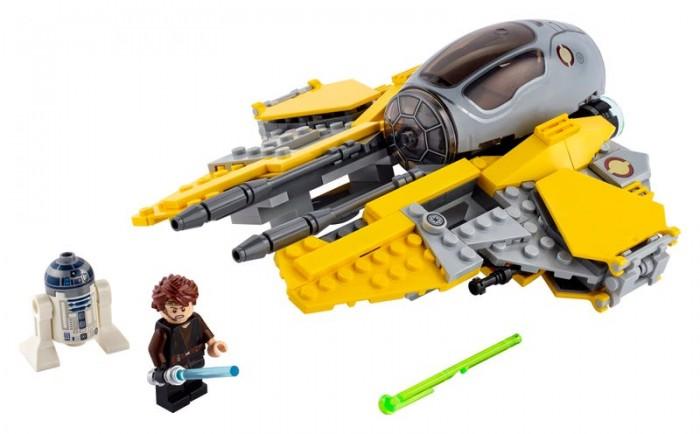 Конструктор Lego Star Wars 75281 Лего Звездные Войны Джедайский перехватчик Энакина