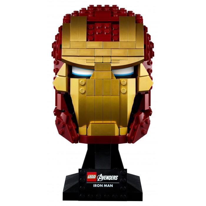Конструктор Lego Marvel Avengers Movie 76164 Шлем Железного Человека