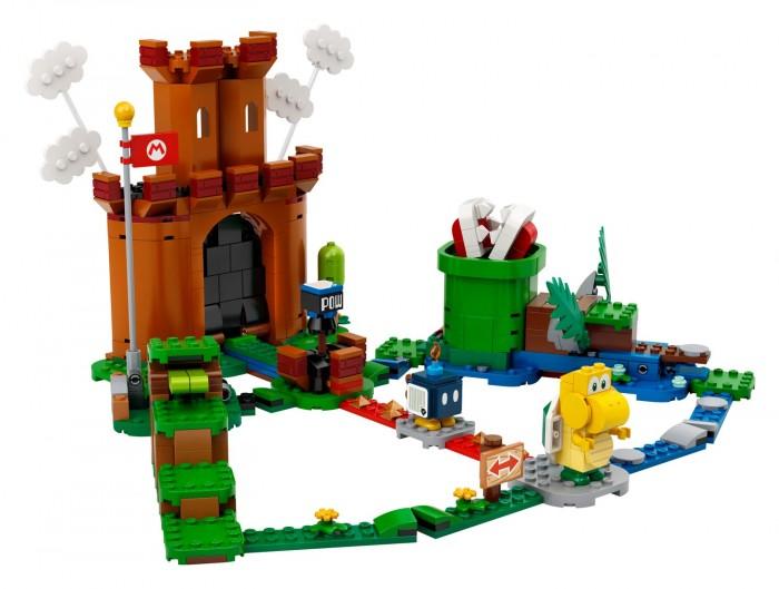 Конструктор Lego Super Mario 71362 Лего Супер Марио Охраняемая крепость Дополнительный набор
