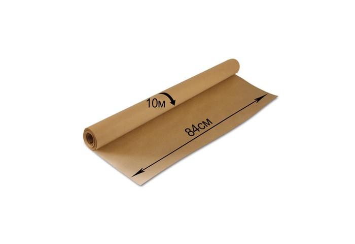 Фото - Канцелярия Brauberg Крафт-бумага в рулоне 840 мм x 10 м бумага для упаковки подарков stillera gkp 01 крафт бумага 03 дамаск