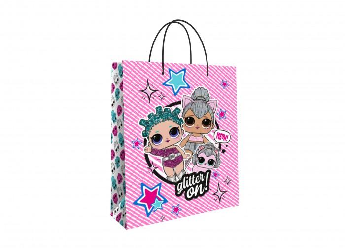 Товары для праздника Nd Play LOL Пакет подарочный малый-1 товары для праздника nd play пакет подарочный малый batman