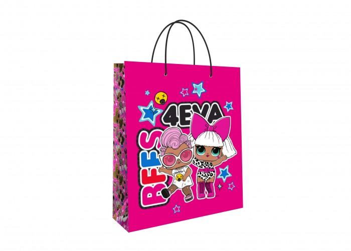 Товары для праздника Nd Play LOL Пакет подарочный малый-2 товары для праздника nd play пакет подарочный малый batman