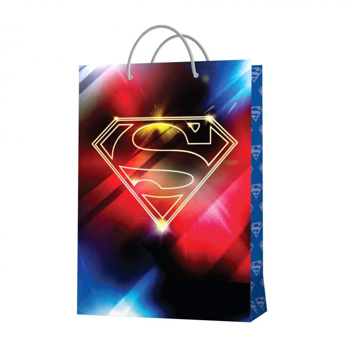 Товары для праздника Nd Play Superman Пакет подарочный большой-2