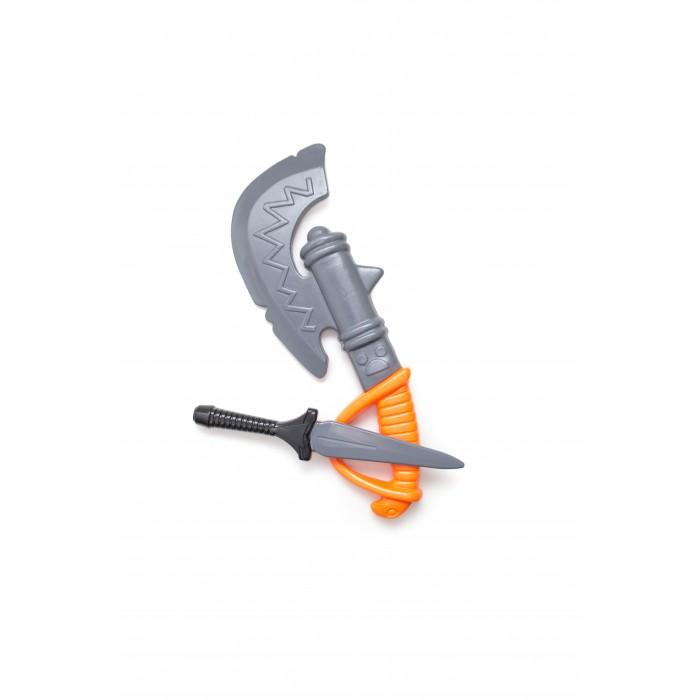 Игрушечное оружие Knopa Набор оружия Пират (кинжал, секира)