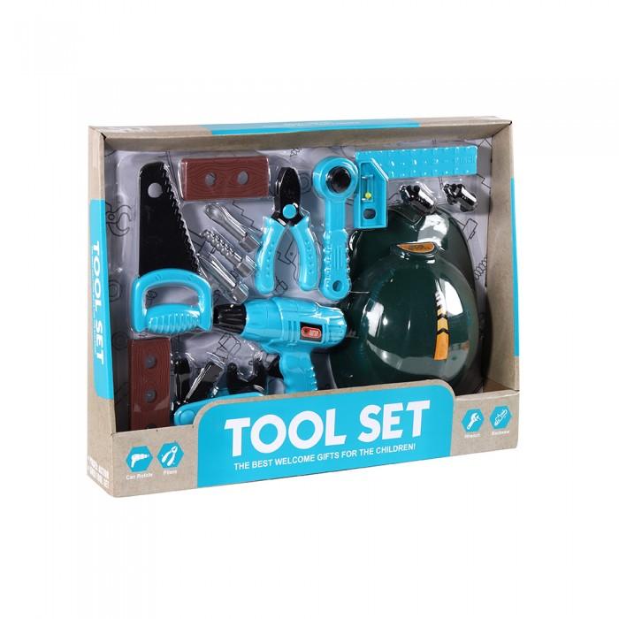 Ролевые игры Джамбо Набор игровой Инструменты (16 предметов) JB202039