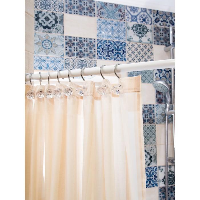 Decovilla Набор ковриков для ванной и туалета 2 шт. ТК-00018