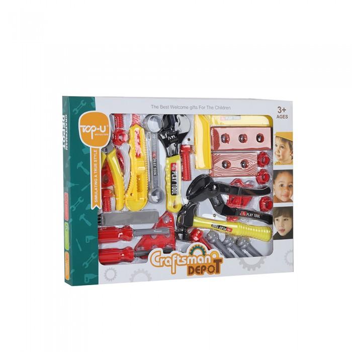Ролевые игры Джамбо Набор игровой Инструменты (27 предметов) игровой набор boley инструменты 7 предметов