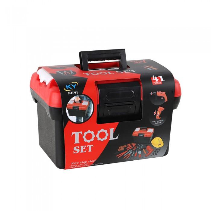Ролевые игры Джамбо Набор игровой Инструменты (40 предметов) игровой набор boley инструменты 7 предметов