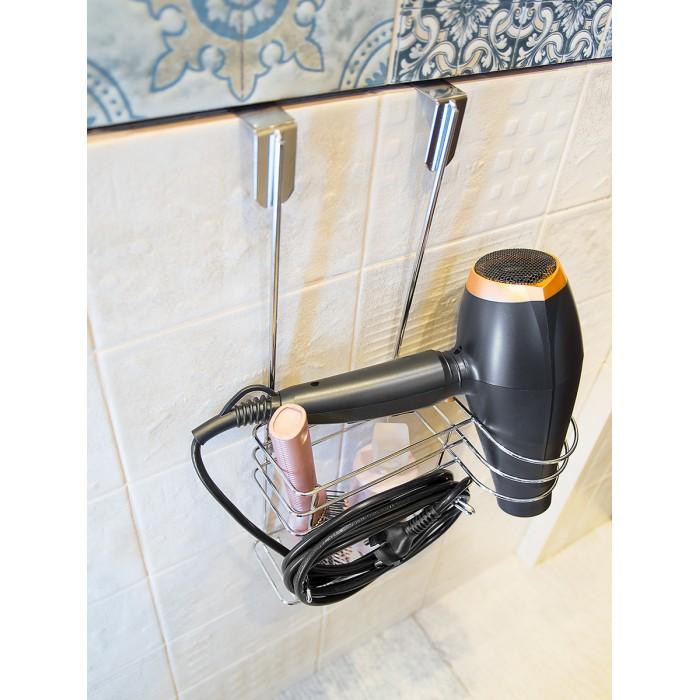 Аксессуары для ванн Фея Порядка Держатель на дверцу для фена BR-140