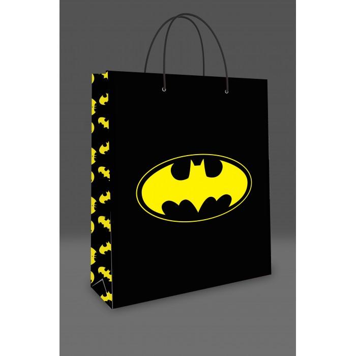 Товары для праздника Nd Play Пакет подарочный малый Batman товары для праздника nd play пакет подарочный малый batman
