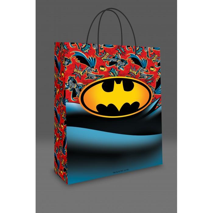 Товары для праздника Nd Play Пакет подарочный большой Batman товары для праздника nd play пакет подарочный малый batman