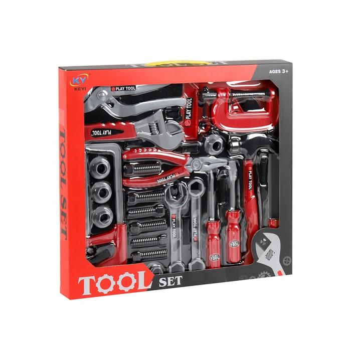 Купить Ролевые игры, Джамбо Набор игровой Инструменты (28 предметов) JB202037