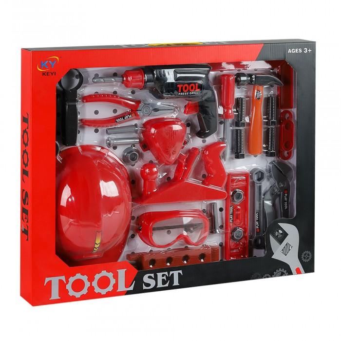 Джамбо Набор игровой Инструменты (28 предметов) JB202028 фото