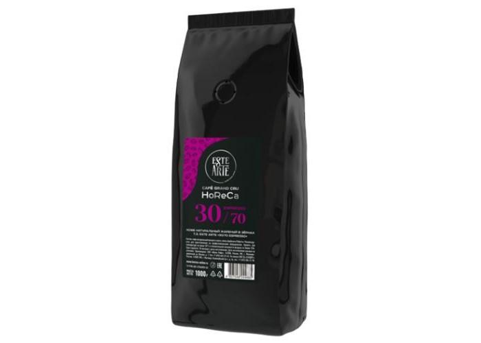 Картинка для Este Arte Кофе Espresso 30% арабика, 70% робуста зерно 1 кг