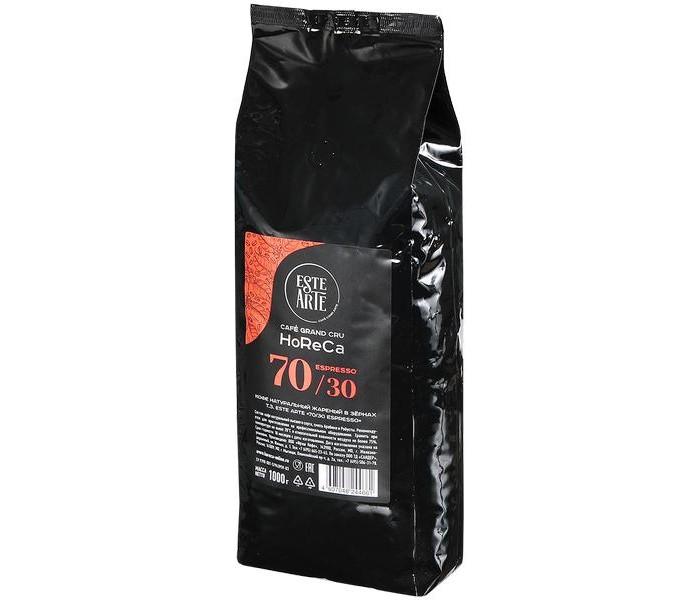 Картинка для Este Arte Кофе Espresso 70% арабика, 30% робуста зерно 1 кг