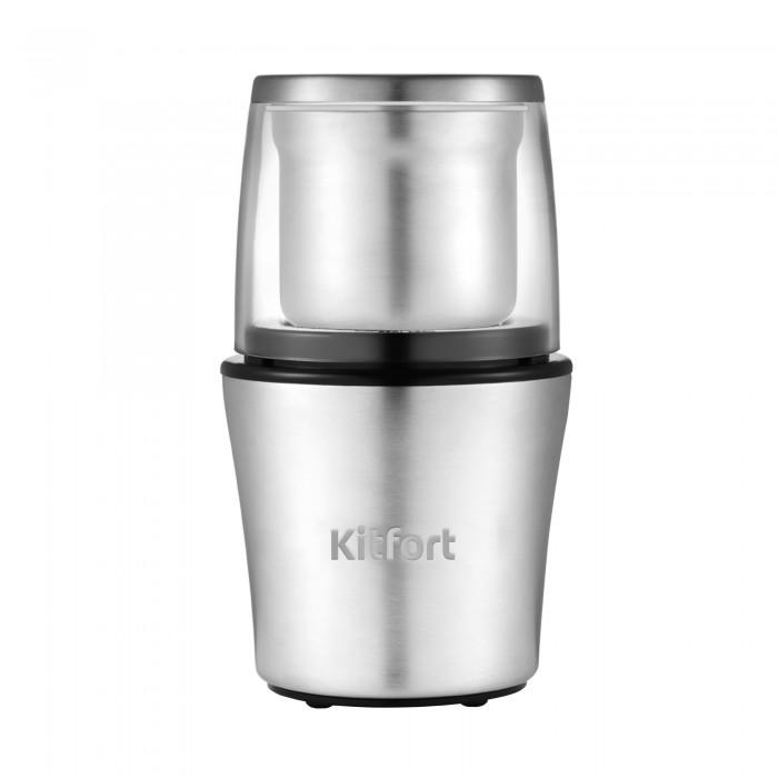 Фото - Бытовая техника Kitfort Кофемолка КТ-1329 кофемолка