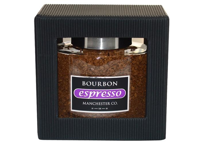 Купить Bourbon Кофе Espresso растворимый сублимированный с добавлением молотого 100 г