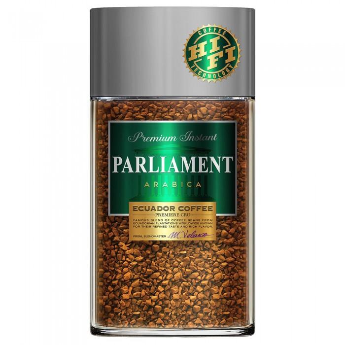 Кофе Parliament Кофе Arabica растворимый сублимированный 100 г clipper кофе растворимый арабика органик сублимированный 100 г