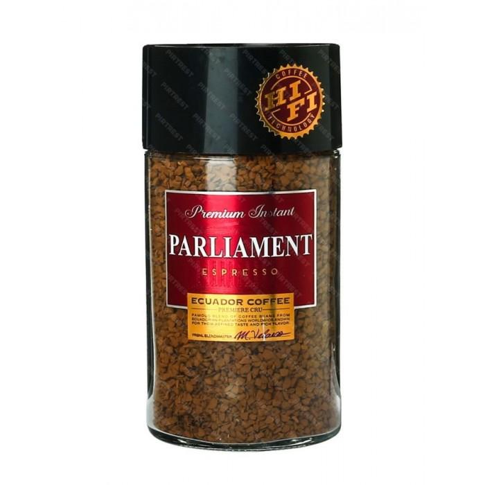 Кофе Parliament Кофе Espresso растворимый сублимированный 100 г clipper кофе растворимый арабика органик сублимированный 100 г