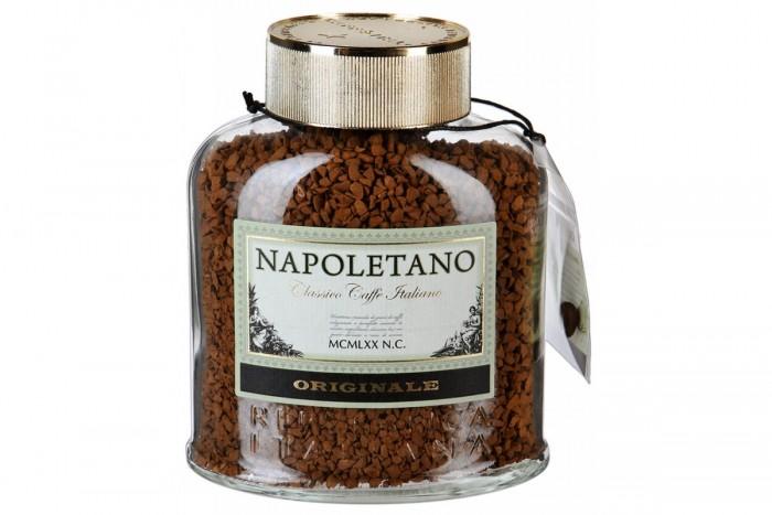 Кофе Napoletano Кофе Originale растворимый сублимированный 100 г clipper кофе растворимый арабика органик сублимированный 100 г
