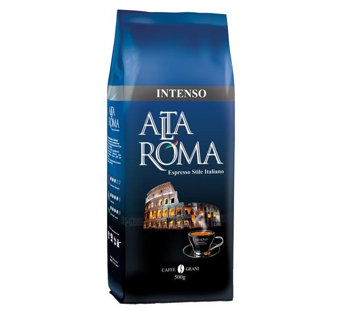 Кофе Altaroma Кофе зерновой Intenso 500 г кофе зерновой nicola especial