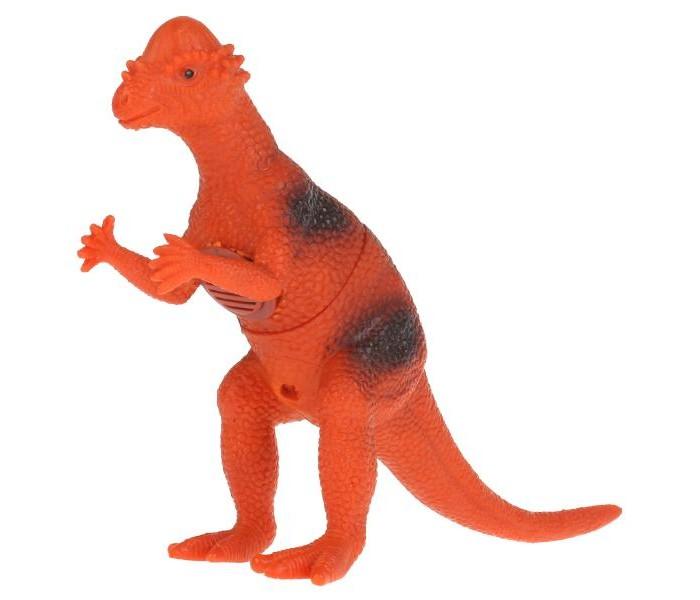 Купить Электронные игрушки, Играем вместе Динозавр 28 см